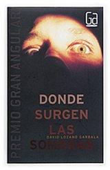Portada de DONDE SURGEN LAS SOMBRAS