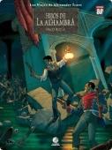 HIJOS DE LA ALHAMBRA (LOS VIAJES DE ALEXANDRO ICARO#1)