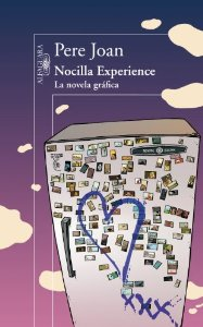 Portada de NOCILLA EXPERIENCE. LA NOVELA GRÁFICA