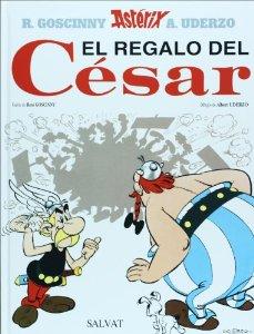 EL REGALO DEL CÉSAR (ASTÉRIX #21)