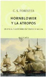 Portada de HORNBLOWER Y LA ATROPOS