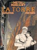 Portada de LA TORRE (LAS CIUDADES OSCURAS #4)