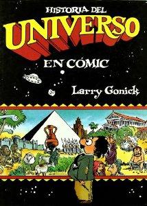 Portada de HISTORIA DEL UNIVERSO EN CÓMIC