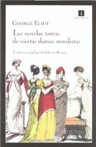 Portada de LAS NOVELAS TONTAS DE CIERTAS DAMAS NOVELISTAS