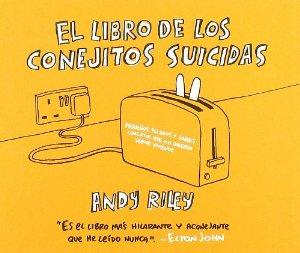 Portada de EL LIBRO DE LOS CONEJITOS SUICIDAS
