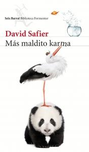 Portada de MÁS MALDITO KARMA