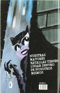 Portada de BATMAN EGO