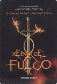 Portada de REINO DEL FUEGO (EL UNIVERSO SOLSIUM Y LOS CINCO REINOS # 1)