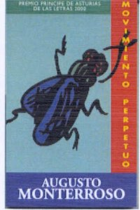 Portada de MOVIMIENTO PERPETUO (PREMIO PRÍNCIPE DE ASTURIAS DE LAS LETRAS 2000)
