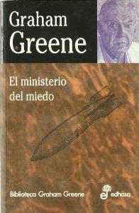 Portada de EL MINISTERIO DEL MIEDO