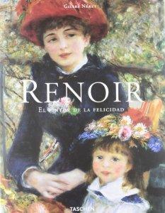 Portada de RENOIR, EL PINTOR DE LA FELICIDAD