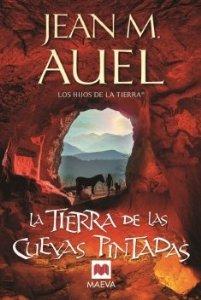Portada de LA TIERRA DE LAS CUEVAS PINTADAS (LOS HIJOS DE LA TIERRA #6)