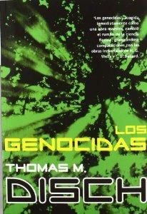 Portada de LOS GENOCIDAS