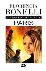 Portada de PARÍS (CABALLO DE FUEGO #1)
