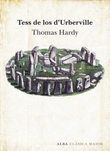 Portada de TESS, LA DE D'URBERVILLE