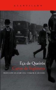 Portada de CARTAS DE INGLATERRA