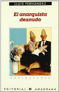 Portada de EL ANARQUISTA DESNUDO