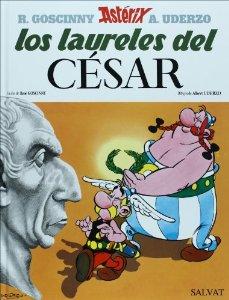 LOS LAURELES DEL CÉSAR (ASTÉRIX #18)