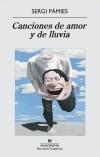 Portada de CANCIONES DE AMOR Y DE LLUVIA