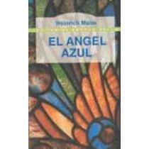 Portada de EL ÁNGEL AZUL