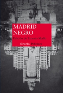 Portada de MADRID NEGRO