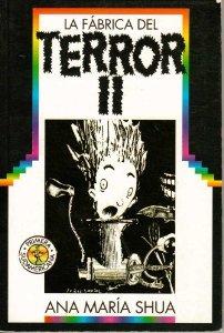 Portada de LA FÁBRICA DEL TERROR II