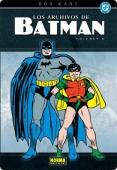 Portada de LOS ARCHIVOS DE BATMAN. VOLUMEN II ( LOS ARCHIVOS DE BATMAN#2)