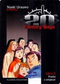 Portada de VUELTA A EMPEZAR (20TH CENTURY BOYS #5)