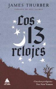 Portada de LOS 13 RELOJES