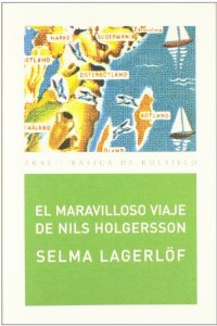 Portada de EL MARAVILLOSO VIAJE DE NILS HOLGERSSON
