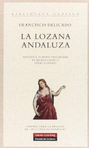 Portada de LA LOZANA ANDALUZA