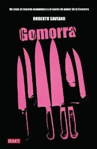 Portada de GOMORRA