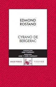 Portada de CYRANO DE BERGERAC