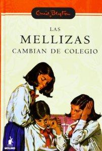 Portada de LAS MELLIZAS CAMBIAN DE COLEGIO