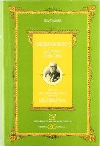 Portada de CORRESPONDENCIA. VOLUMEN V (1888-1894)