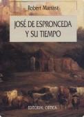 Portada de JOSÉ DE ESPRONCEDA Y SU TIEMPO