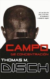 Portada de CAMPO DE CONCENTRACIÓN