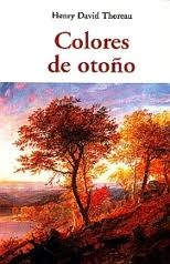 Portada de COLORES DE OTOÑO