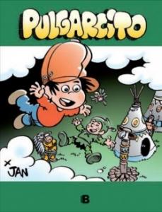 Portada de PULGARCITO 6 (PULGARCITO#6)
