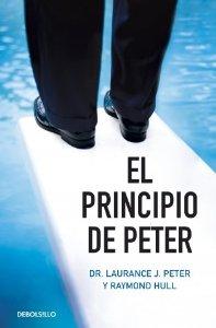 Portada de EL PRINCIPIO DE PETER