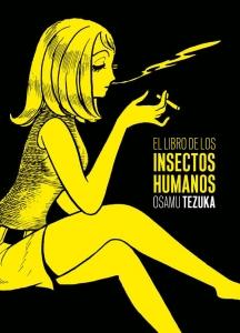 Portada de EL LIBRO DE LOS INSECTOS HUMANOS