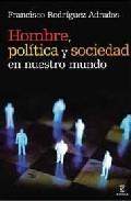 Portada de HOMBRE, POLITICA Y SOCIEDAD EN NUESTRO MUNDO