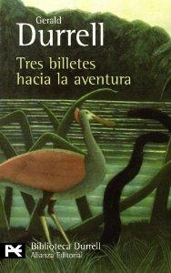 Portada de TRES BILLETES HACIA LA AVENTURA