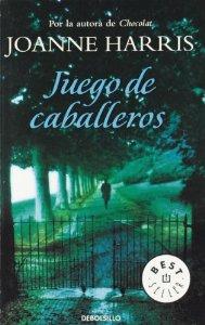 Portada de JUEGO DE CABALLEROS