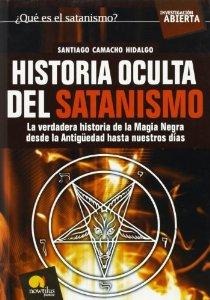 Portada de HISTORIA OCULTA DEL SATANISMO