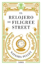 Portada de EL RELOJERO DE FILIGREE STREET