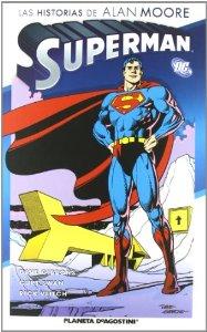 Portada de SUPERMAN: LAS HISTORIAS DE ALAN MOORE