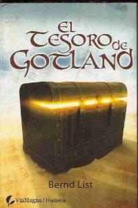 Portada de EL TESORO DE GOTLAND