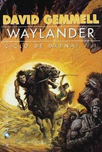 Portada de WAYLANDER (CICLO DRENAI #3)