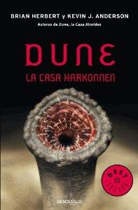 Portada de DUNE. LA CASA HARKONNEN (PRELUDIOS DE DUNE#2)